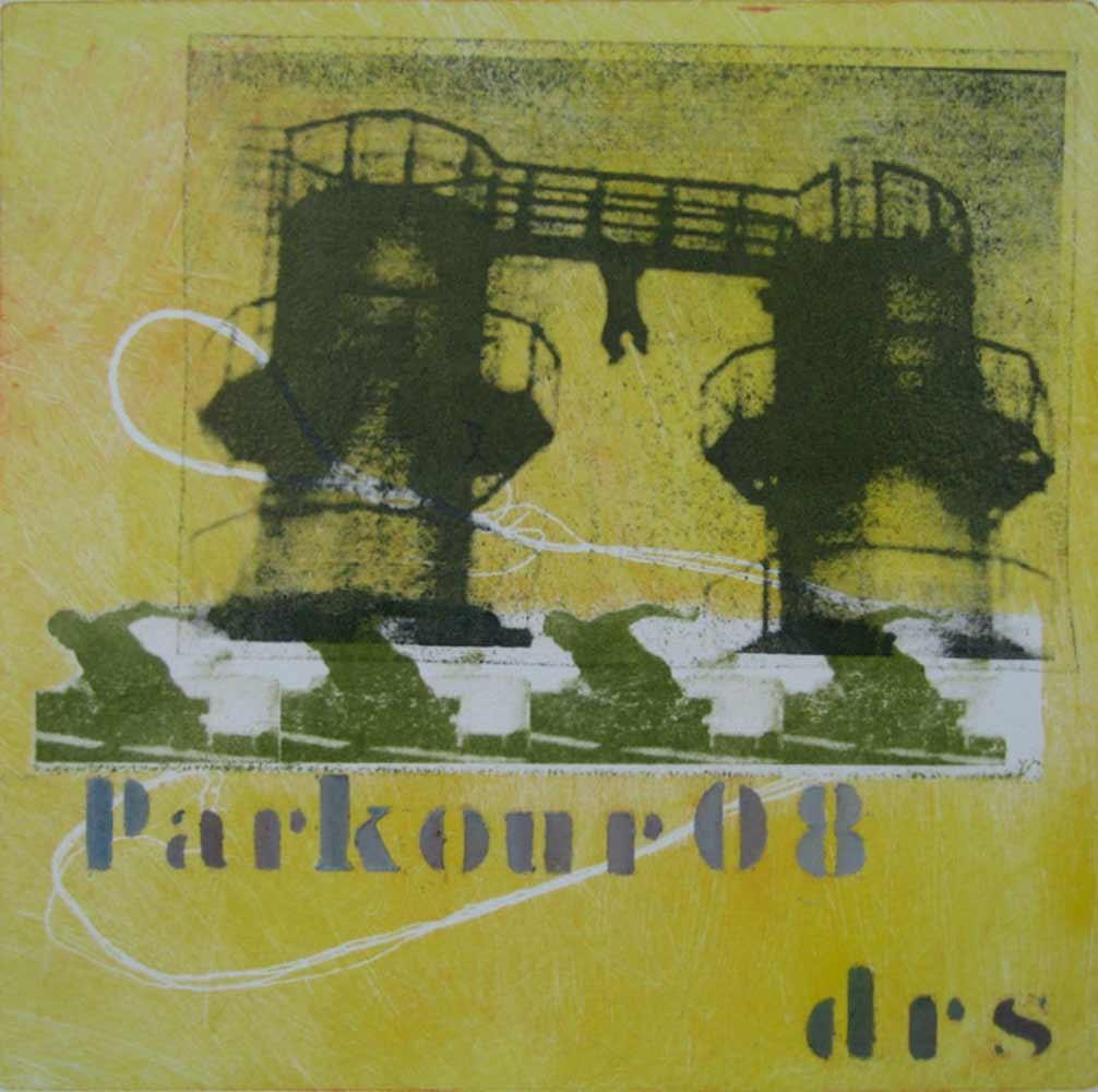 #04 - Parkour 9 X 9
