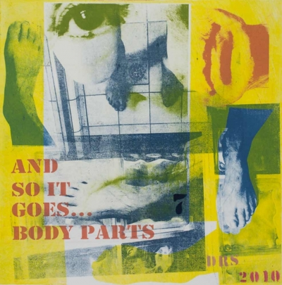 #07 - Body Parts...and so it goes 20 X 20