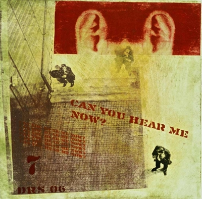 #07 - Can you hear me now 16 X 16