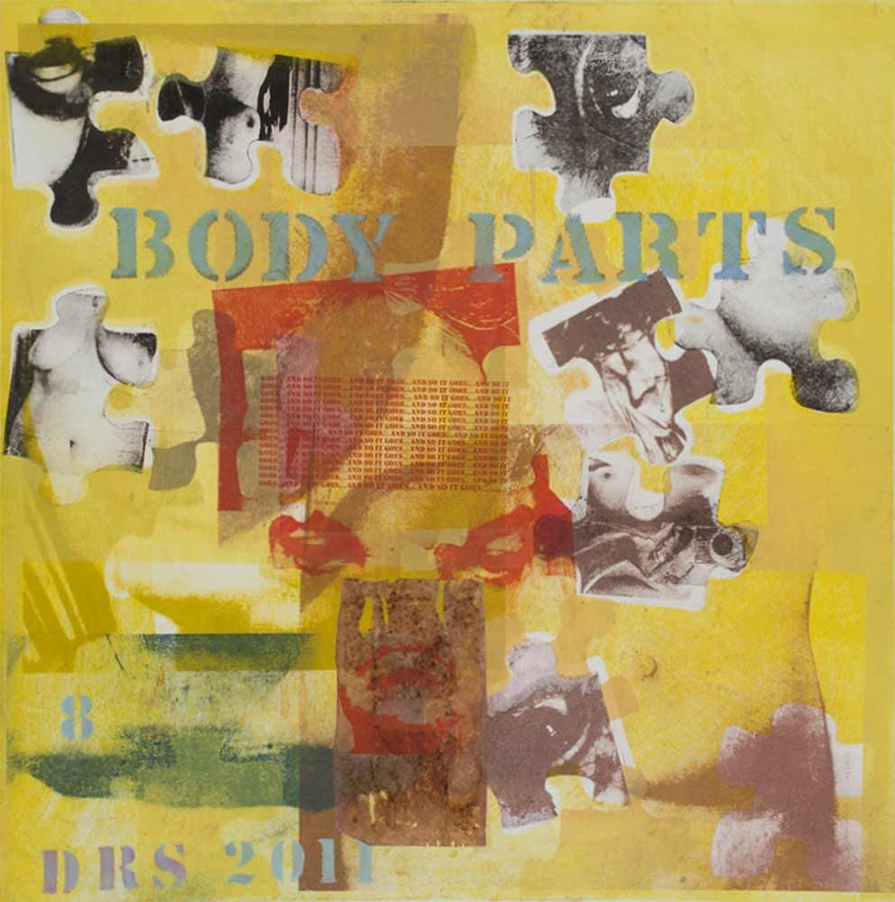 #08 - Body Parts...and so it goes 20 X 20