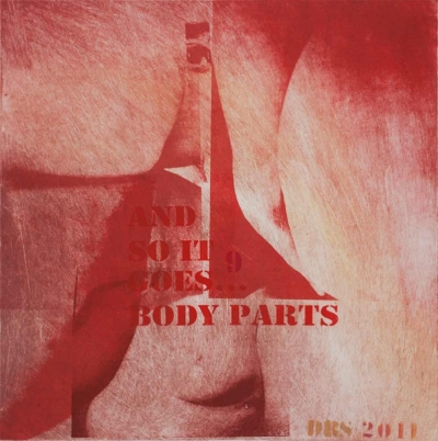 #09 - Body Parts...and so it goes 20 X 20