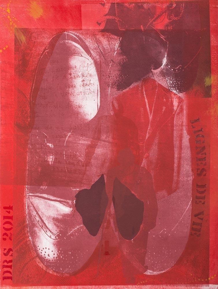 #04 - Linges De Vie 22 X 30