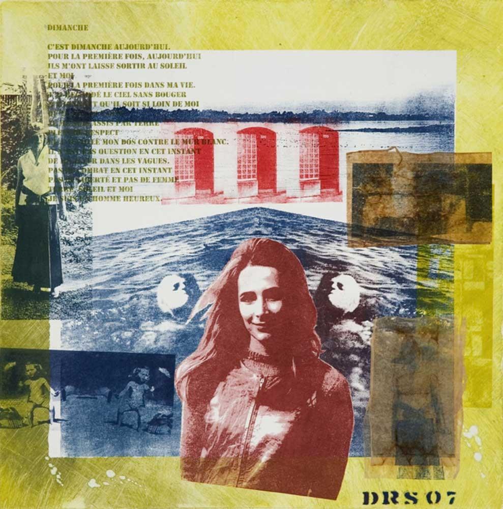 Dimanche (2007)   20 X 20